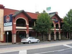 Commercial Hotel Benalla - Foster Accommodation