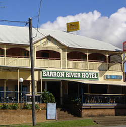 Barron River Hotel - Foster Accommodation