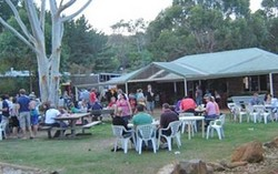 Bush Shack Brewery - Foster Accommodation