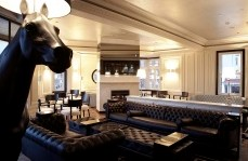 Polo Lounge - The Oxford Hotel - Foster Accommodation