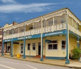 Federal Hotel Bellingen - Foster Accommodation