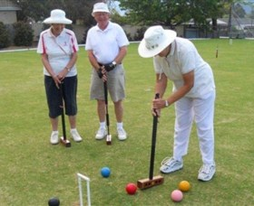 Nowra Croquet Club - Foster Accommodation