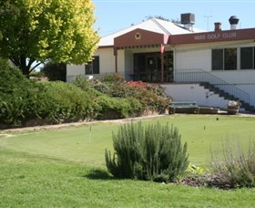 The Yass Golf Club - Foster Accommodation