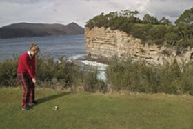 Tasman Golf Club - Foster Accommodation