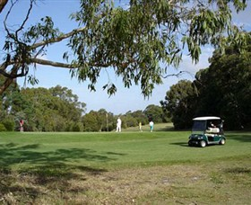 Leongatha Golf Club - Foster Accommodation