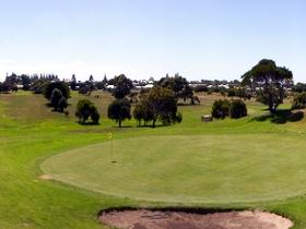 Robe Golf Club - Foster Accommodation