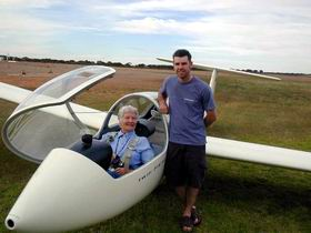 Waikerie Gliding Club - Foster Accommodation