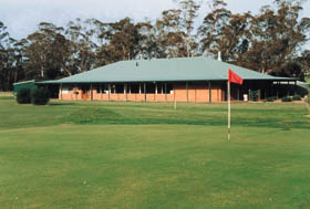 Echunga Golf Club Incorporated - Foster Accommodation
