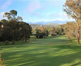 Federal Golf Club - Foster Accommodation