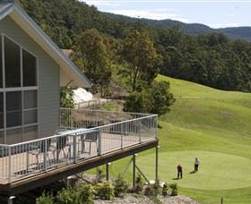 Kangaroo Valley Golf Club - Foster Accommodation