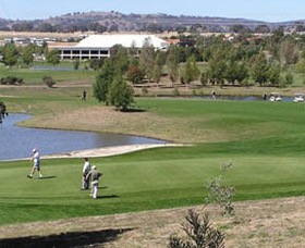 Gungahlin Lakes Golf and Community Club - Foster Accommodation