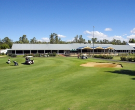 Yarrawonga Mulwala Golf Club Resort - Foster Accommodation