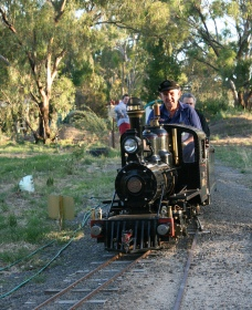 Jerilderie Steam Rail and Heritage Club Inc