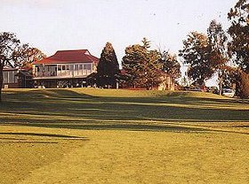 Launceston Golf Club - Foster Accommodation