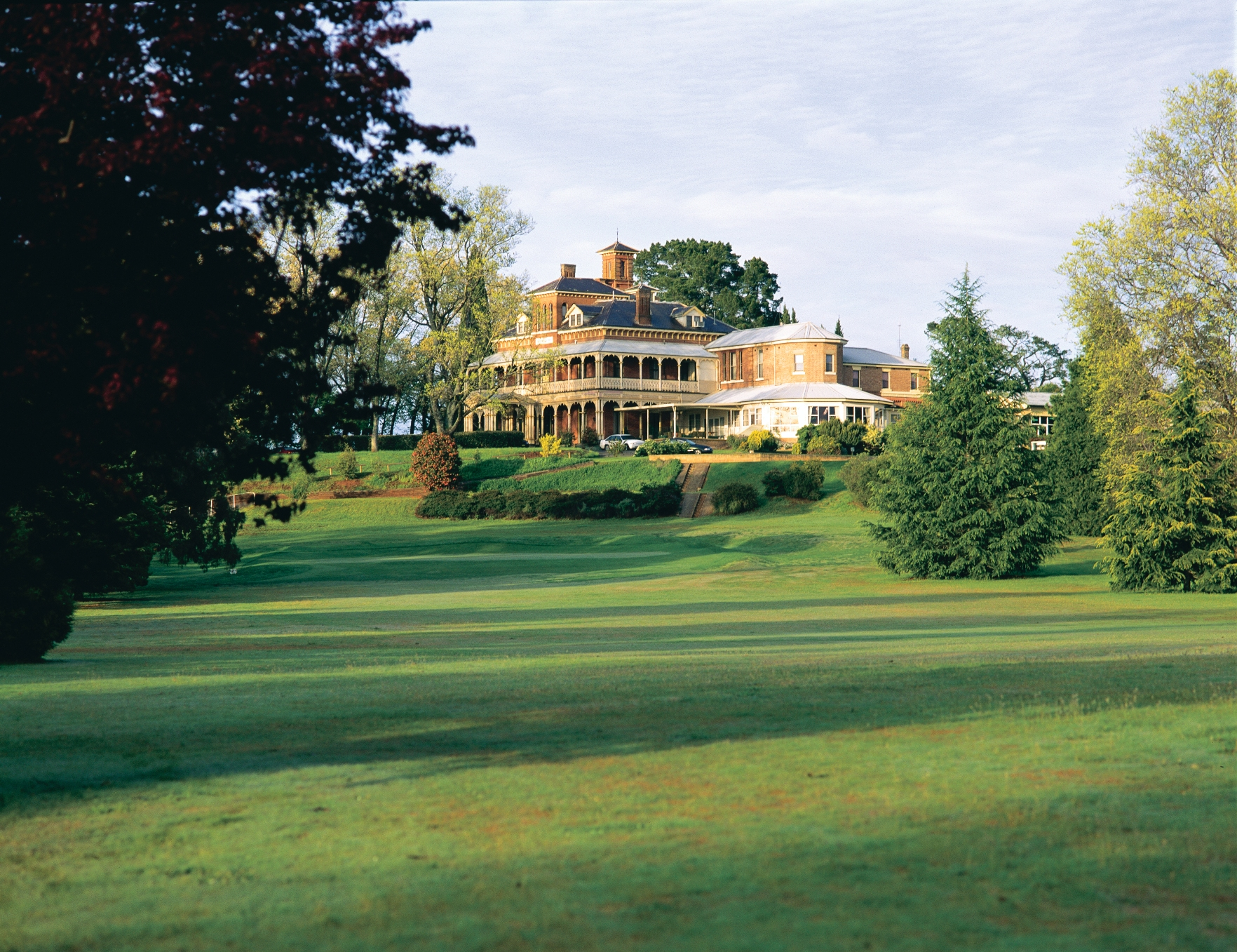 Duntryleague Golf Club - Foster Accommodation