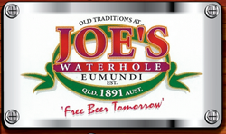 Joe's Waterhole Hotel - Foster Accommodation