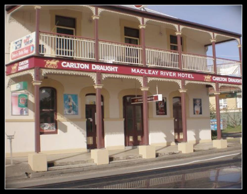 Macleay River Hotel - Foster Accommodation