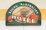 Young Australian Hotel - Foster Accommodation