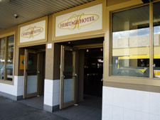 Heritage Hotel Penrith - Foster Accommodation