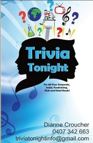 Trivia Tonight - Foster Accommodation