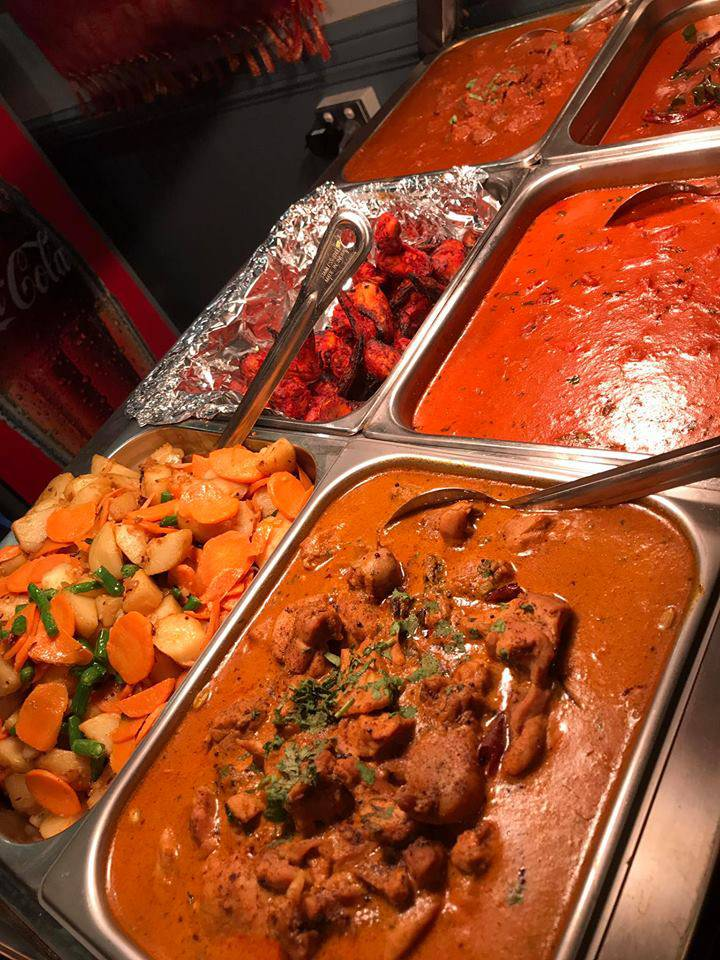 Royal Indian Kitchen Restaurant - Foster Accommodation