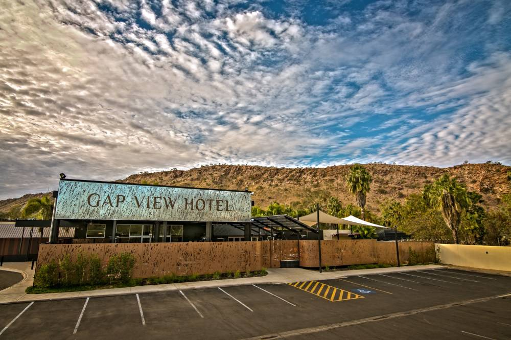 Gap View Hotel - Foster Accommodation