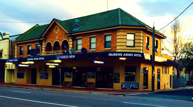 Queens Arms Hotel - Foster Accommodation