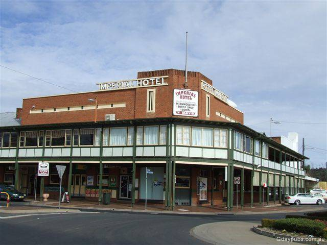 Imperial Hotel Coonabarabran - Foster Accommodation