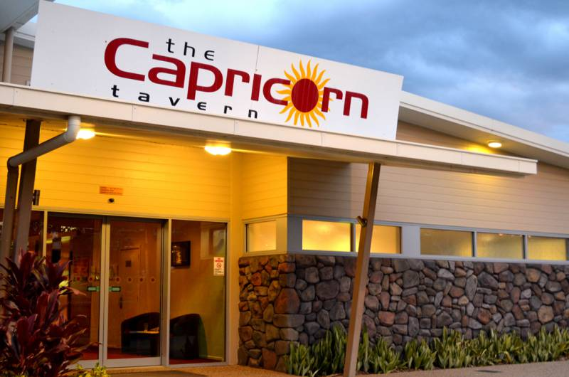 Capricorn Tavern - Foster Accommodation