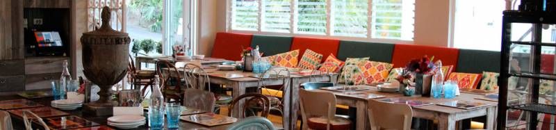 Bohemian Bungalow Restaurant  Bar - Foster Accommodation