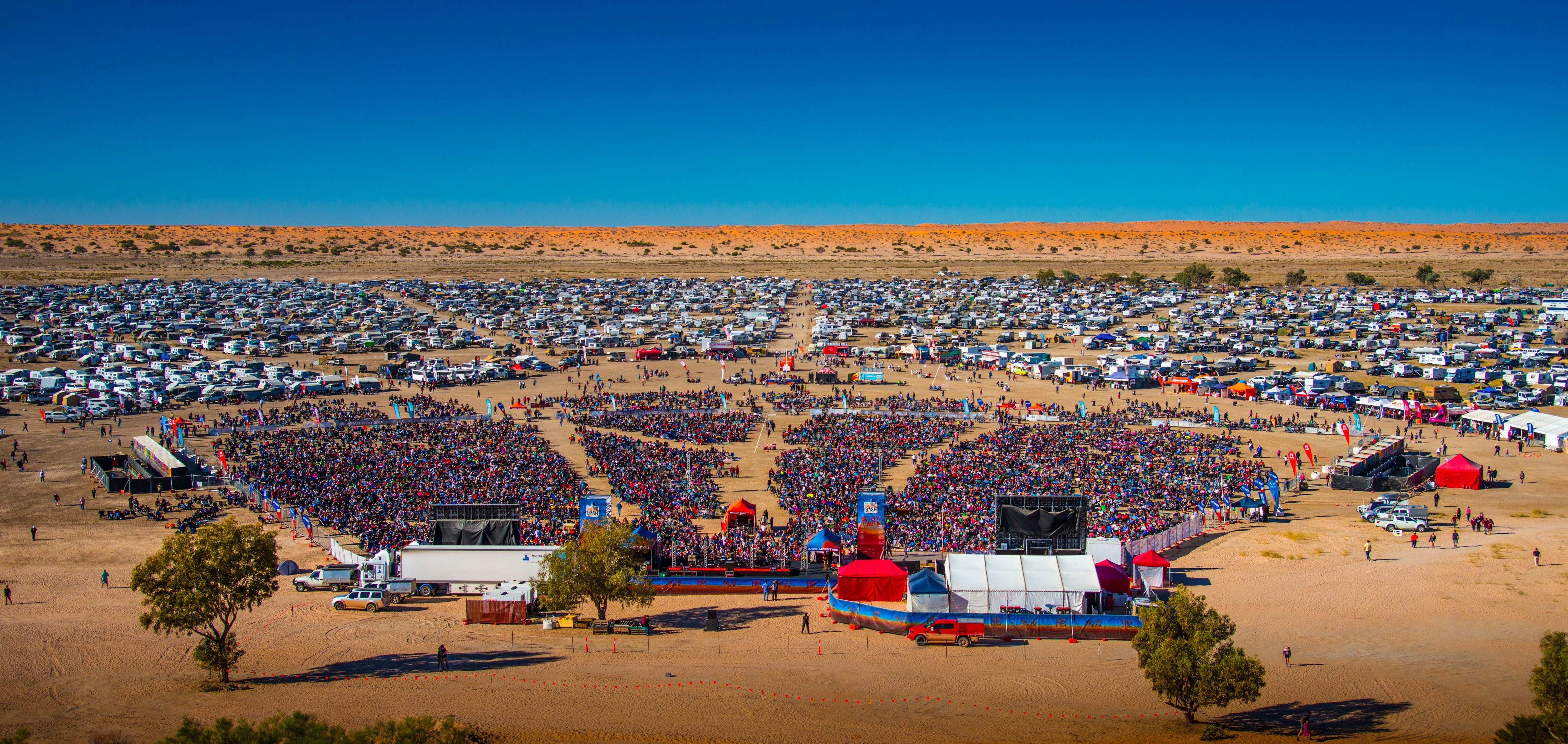Birdsville Big Red Bash - Foster Accommodation