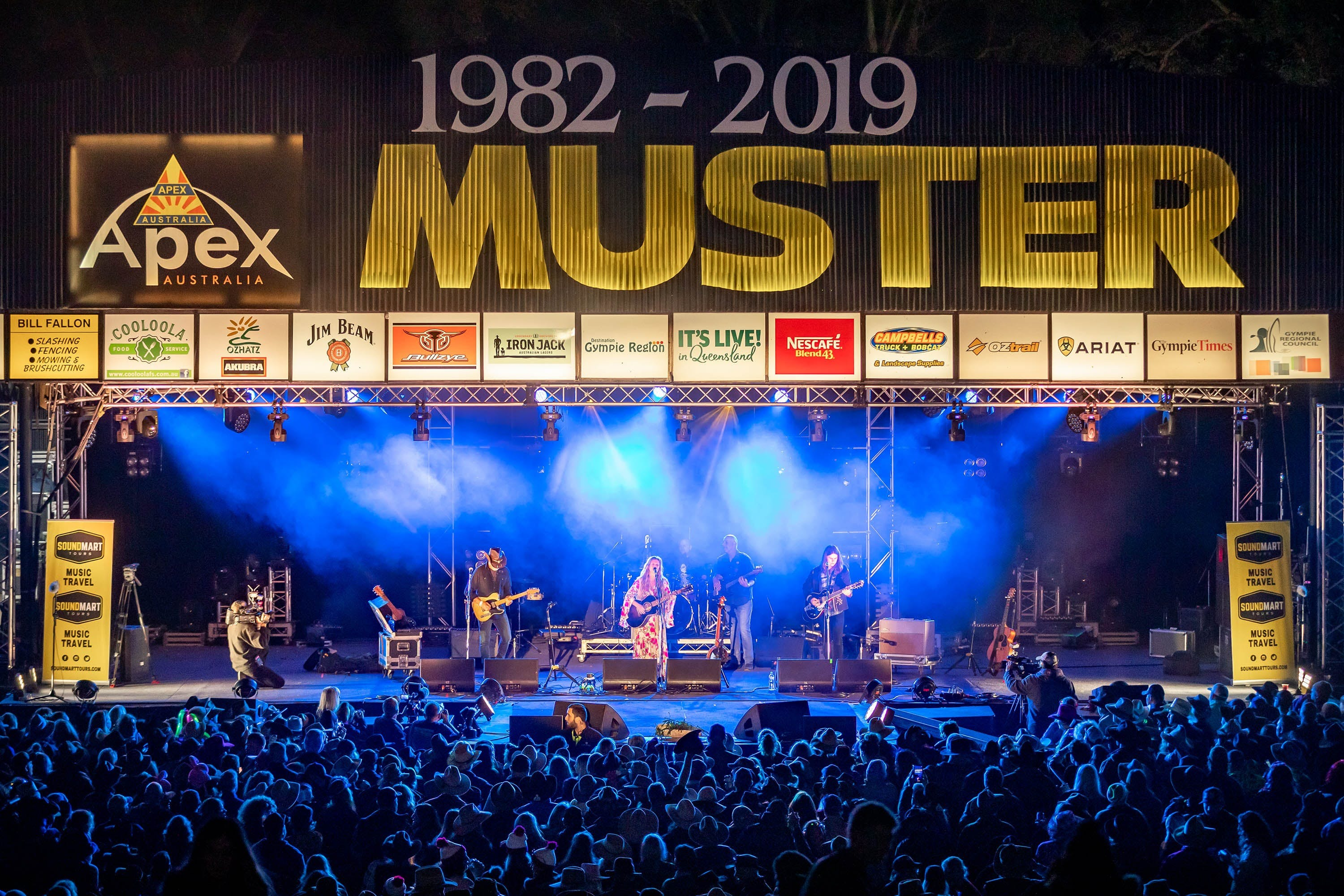Gympie Music Muster - Foster Accommodation