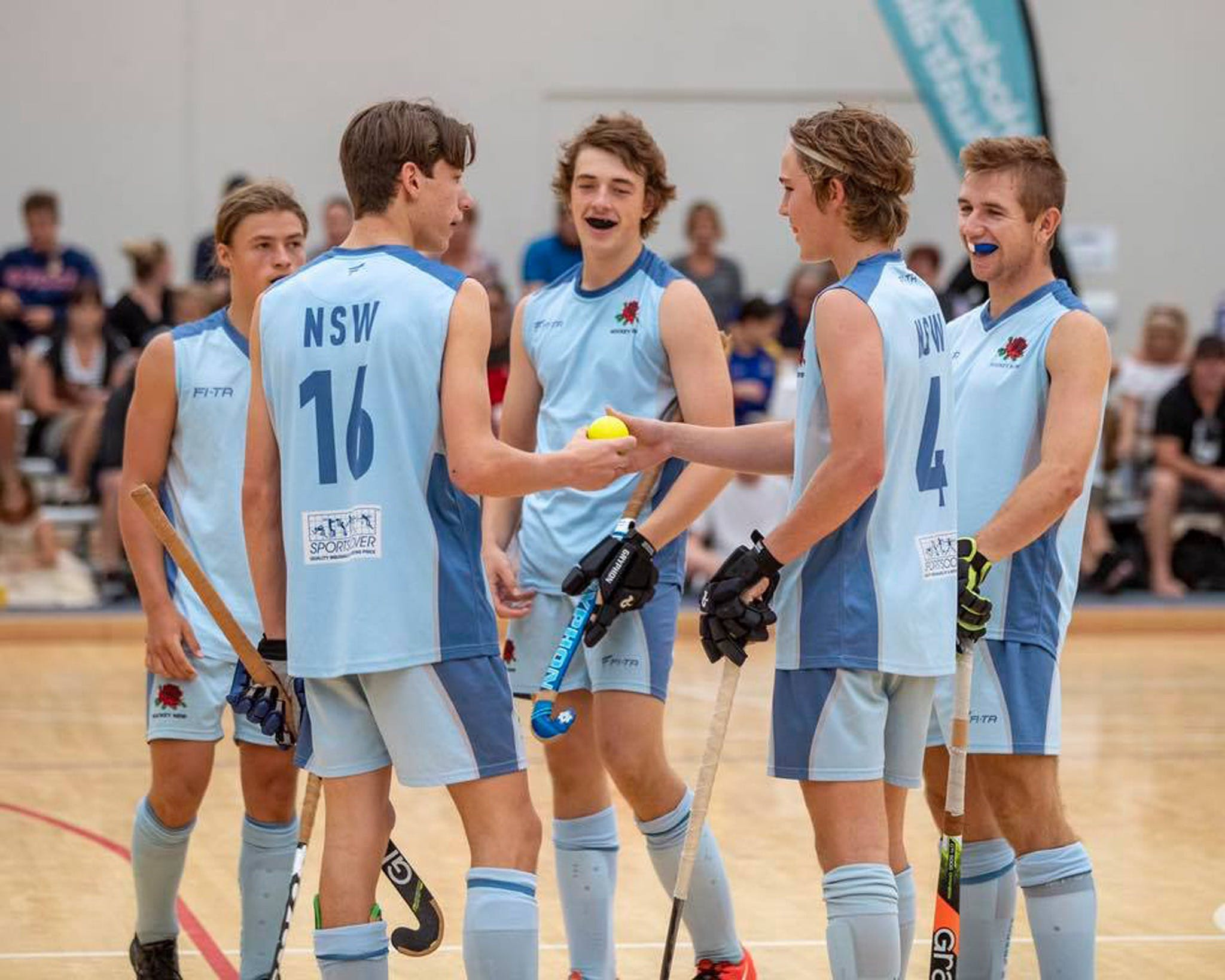Hockey NSW Indoor State Championship  Open Men - Foster Accommodation