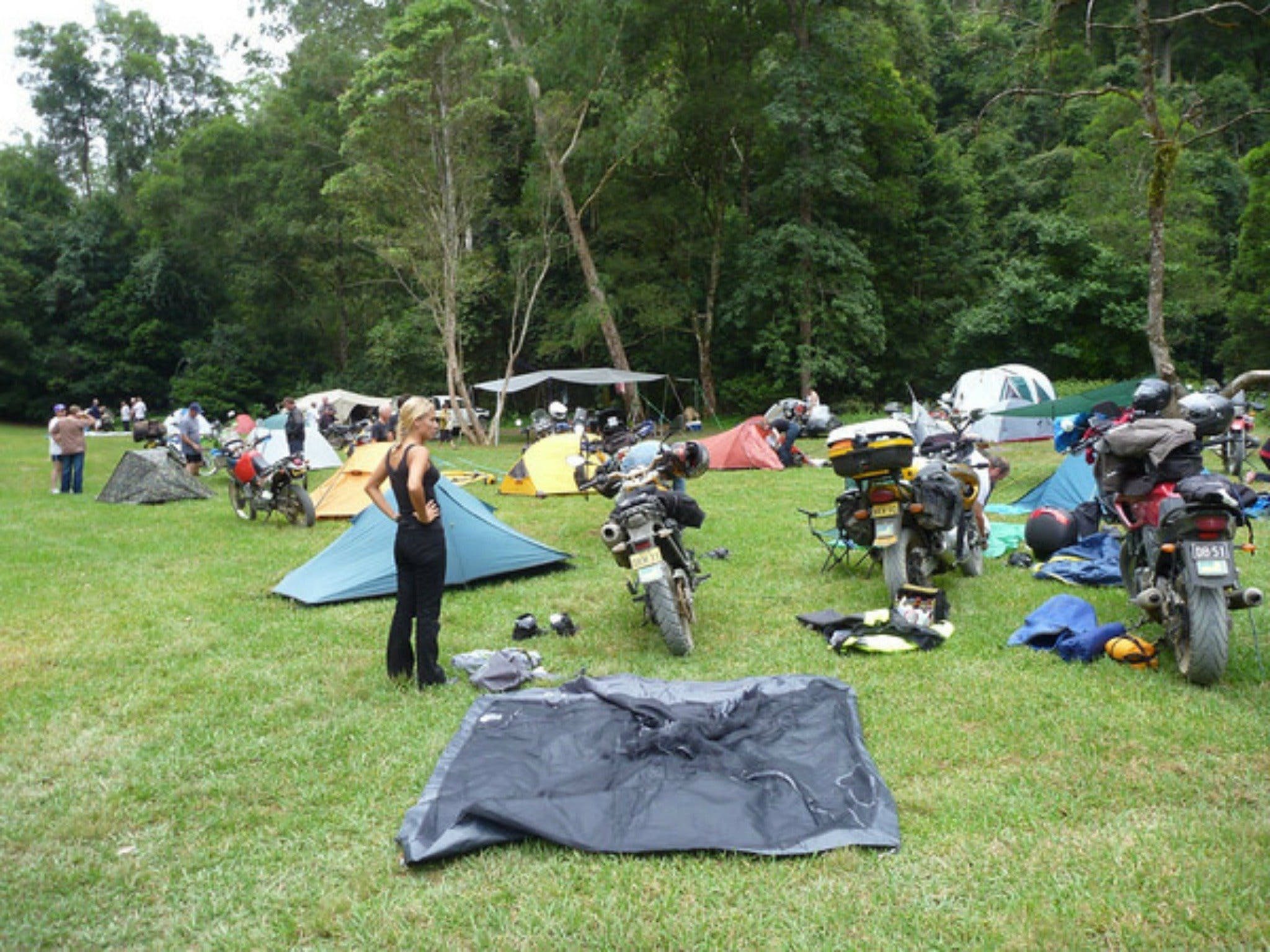 Karuah River Motorcycle Rally - Foster Accommodation