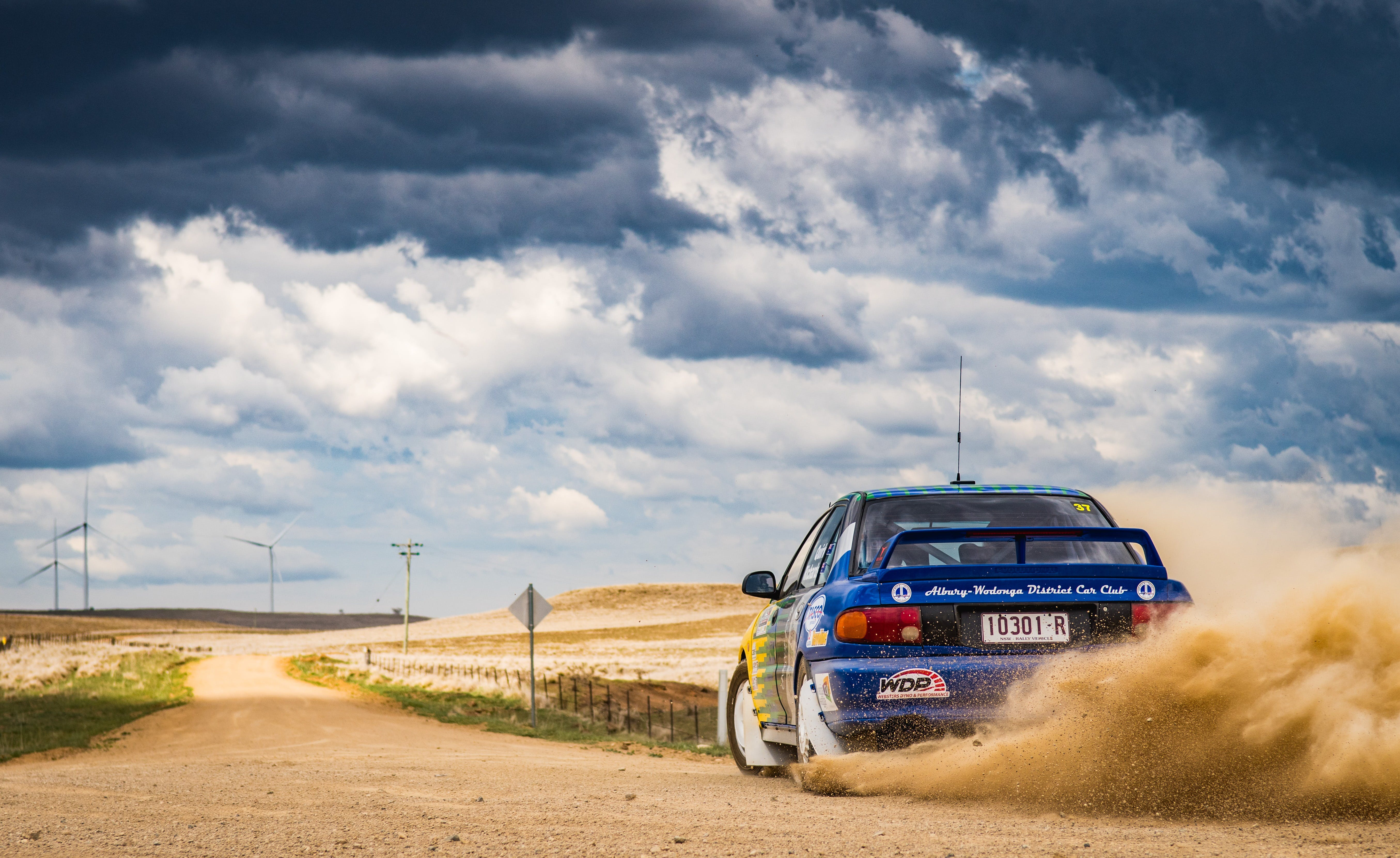 Kosciuszko Automotive Monaro Stages Rally - Foster Accommodation