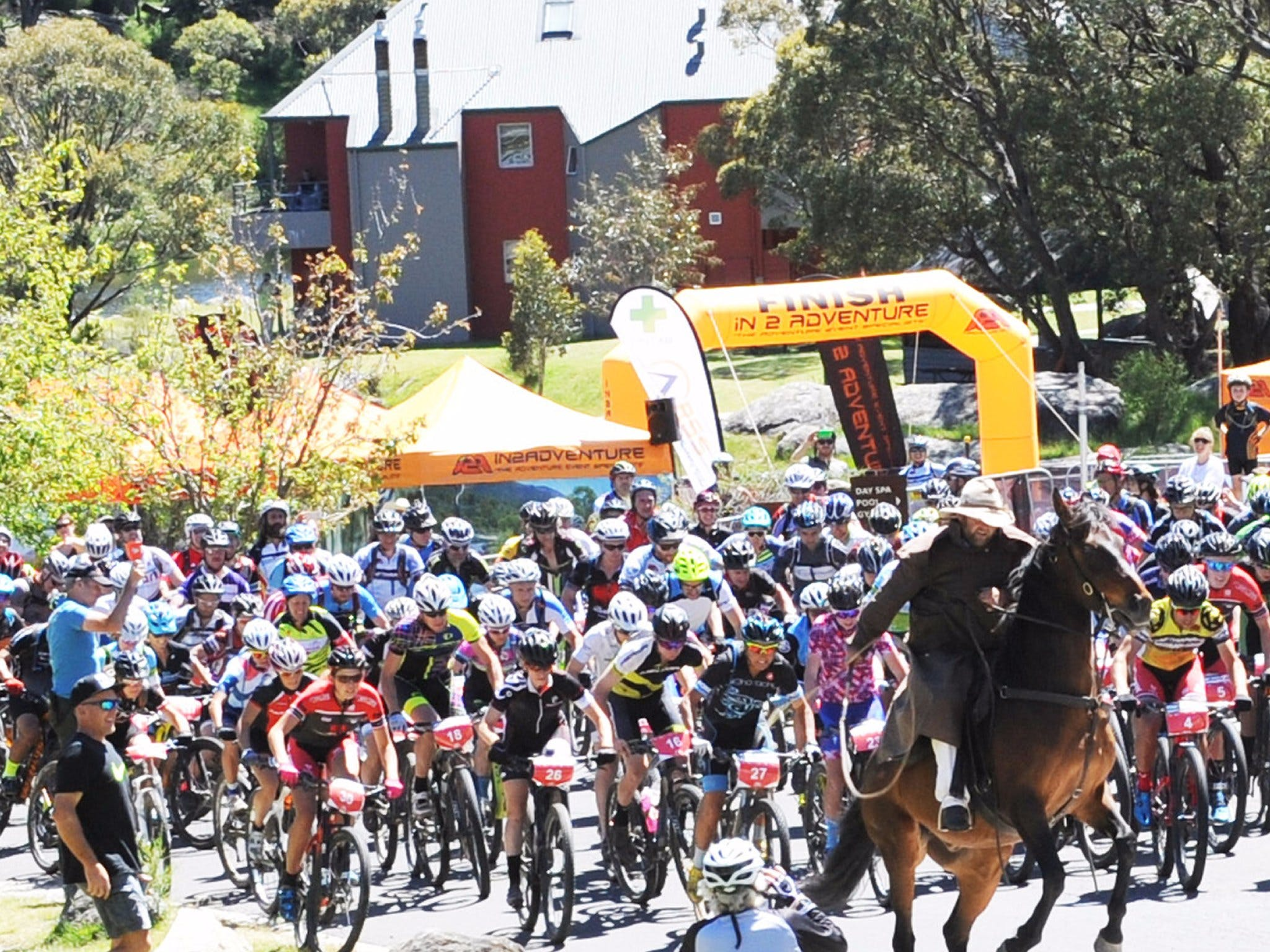 Snowies MTB Festival - Foster Accommodation