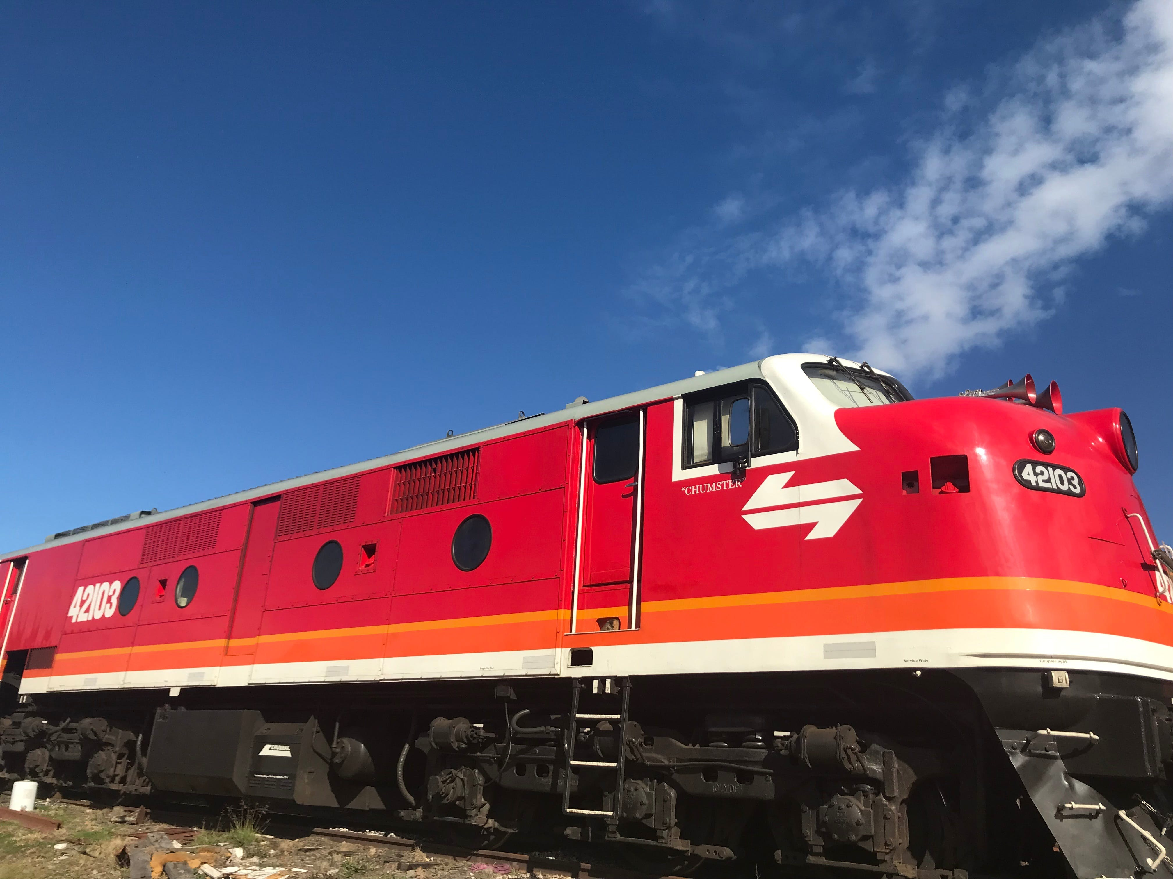 The New Englander Rail Experience - Foster Accommodation
