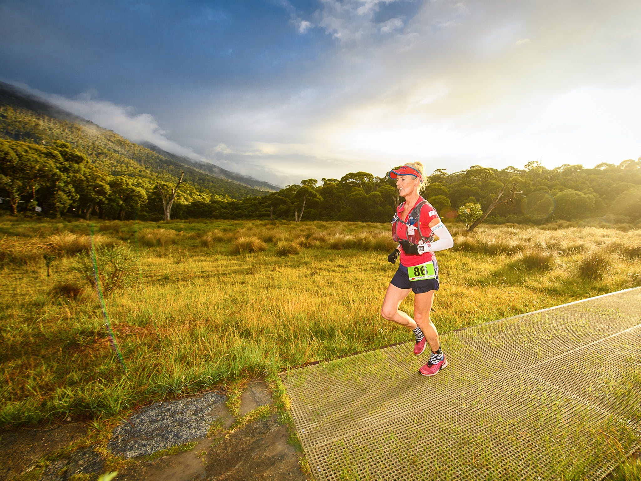 Trail Run Australia  Snowy Mountains - Foster Accommodation