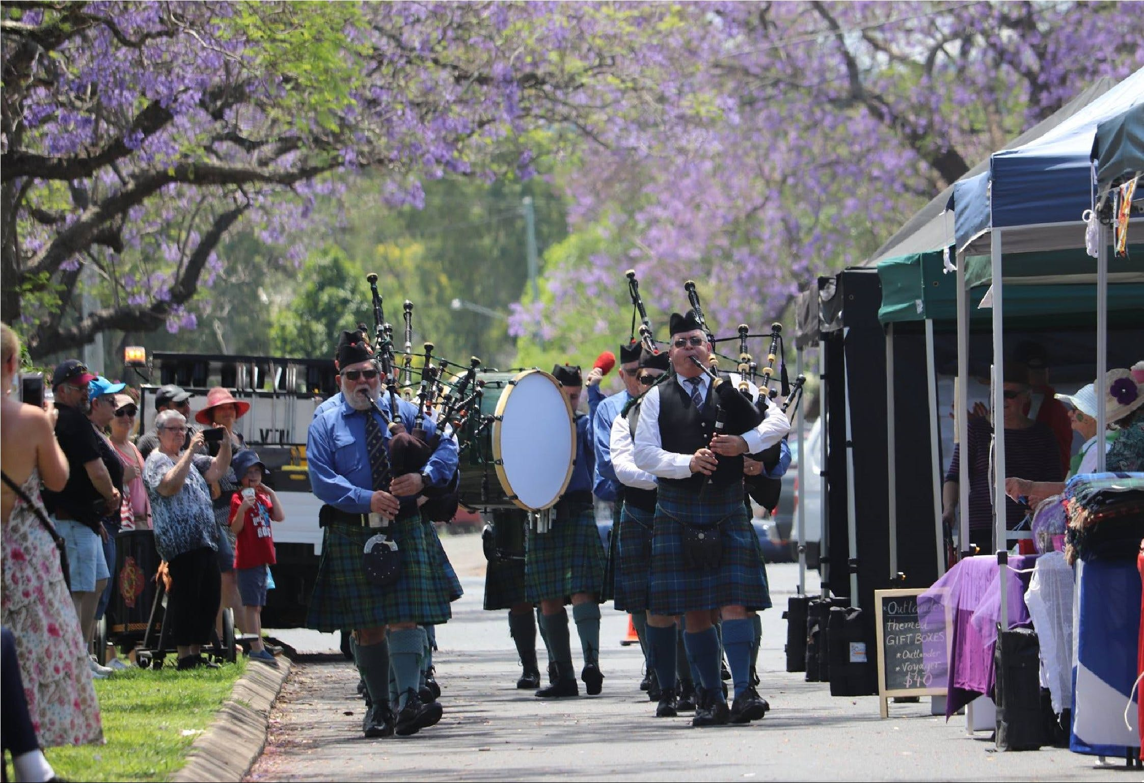 Celtic Festival of Queensland - Foster Accommodation