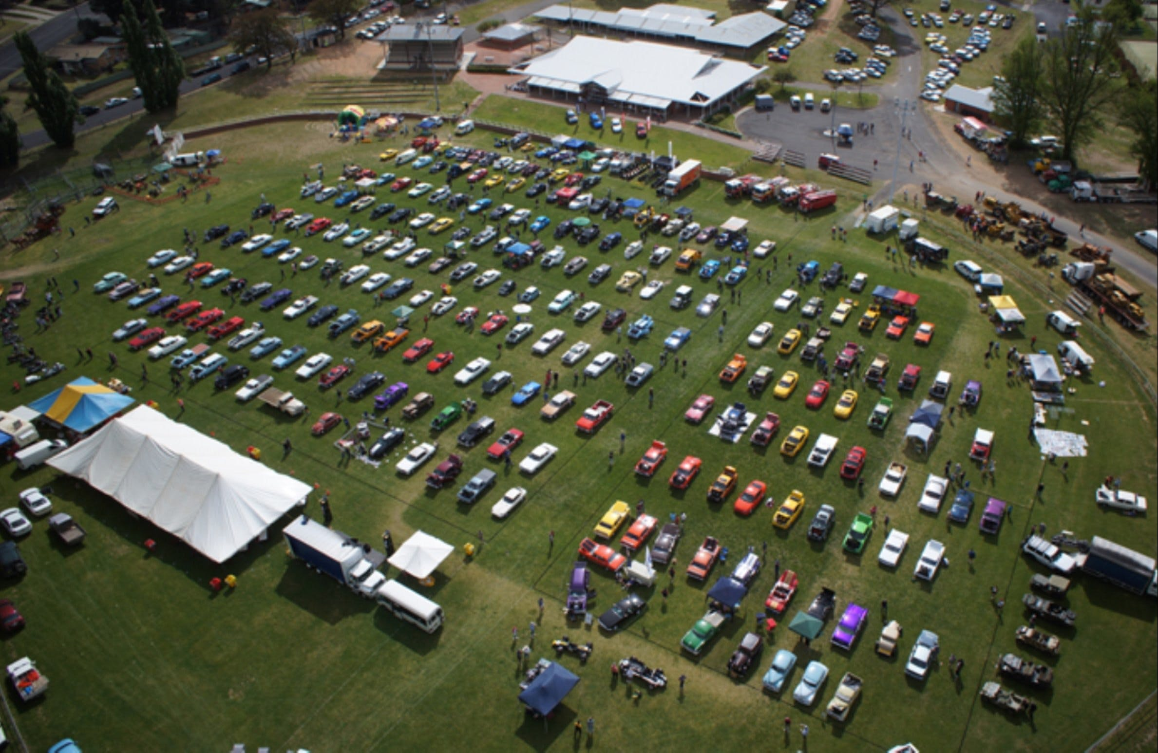 Cooma Motorfest - Foster Accommodation