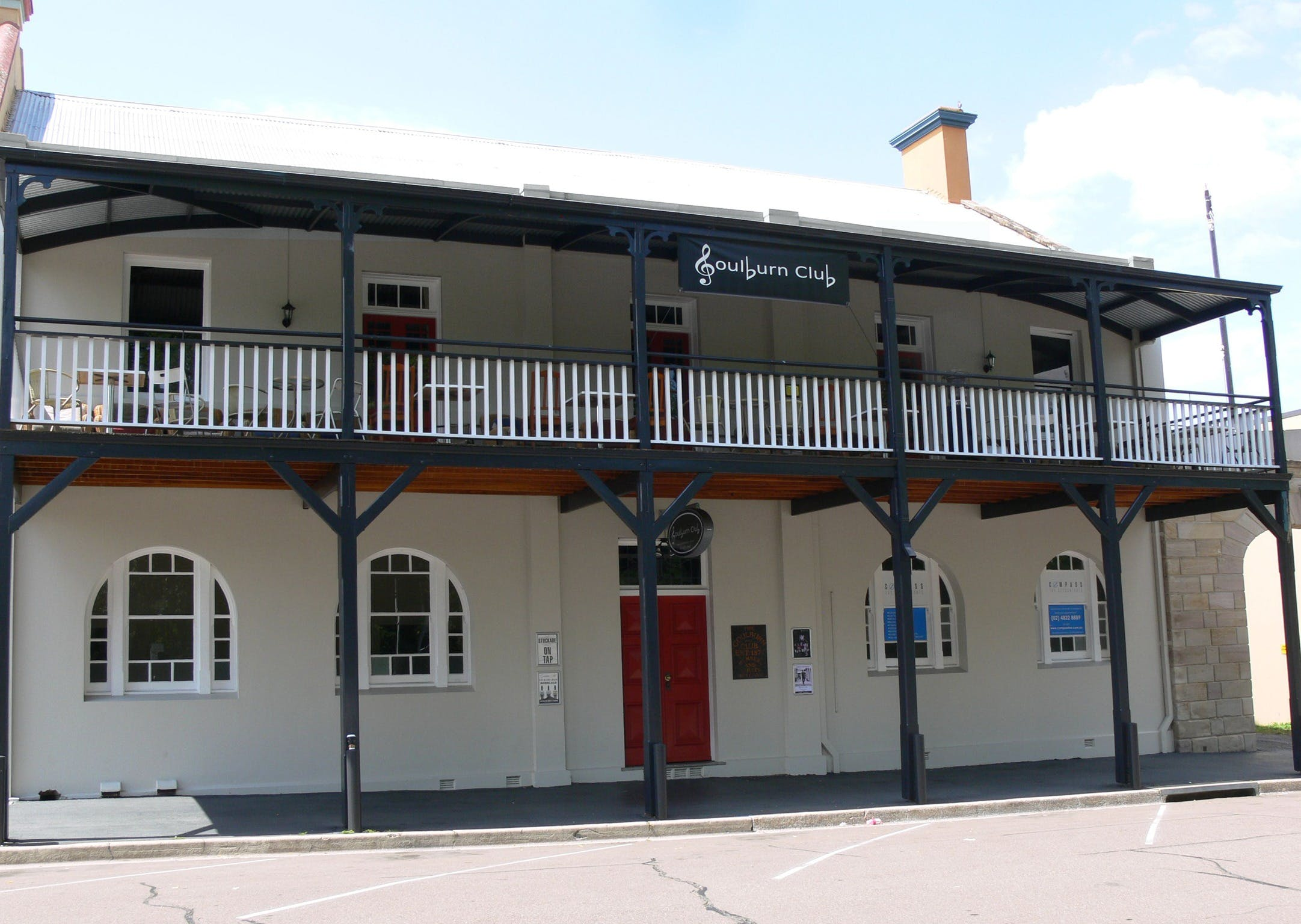 Open Mic Night at the Goulburn Club - Foster Accommodation