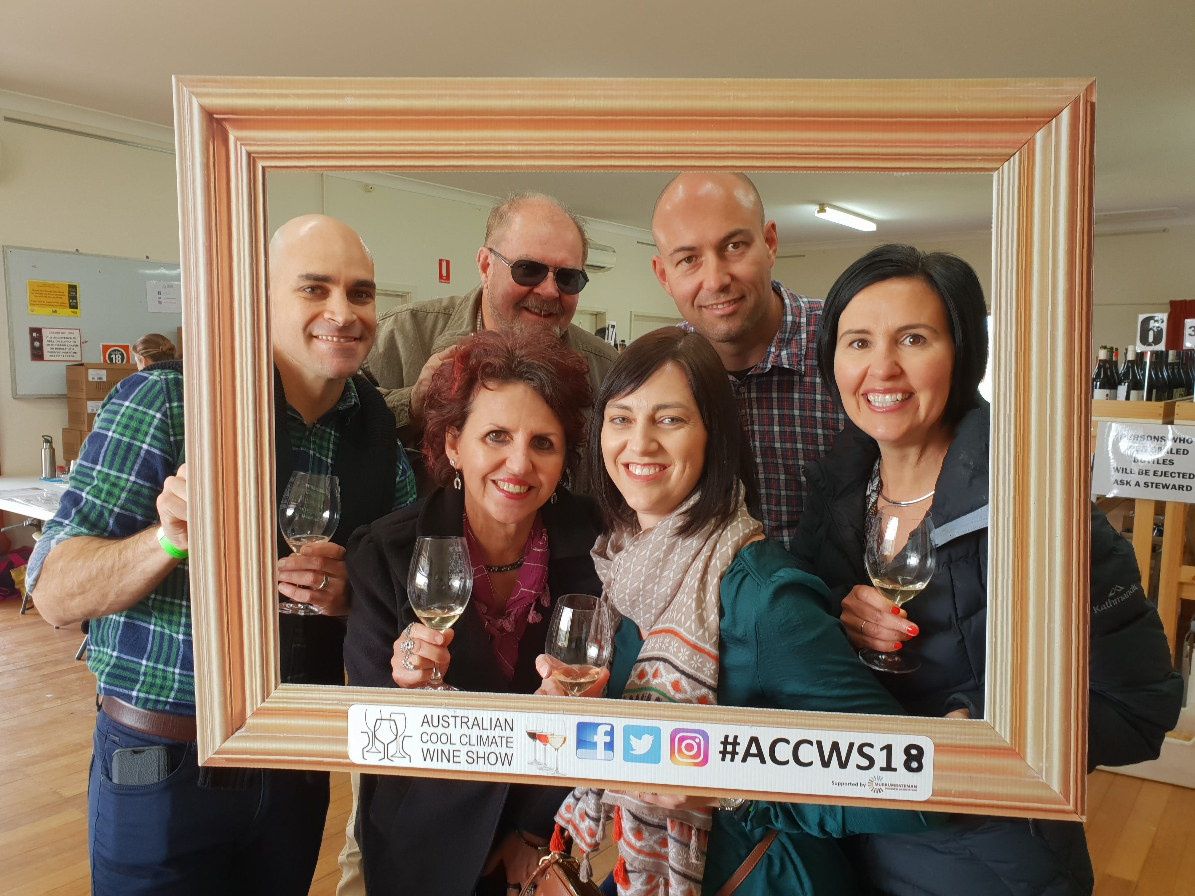 Australian Cool Climate Wine Show - Foster Accommodation