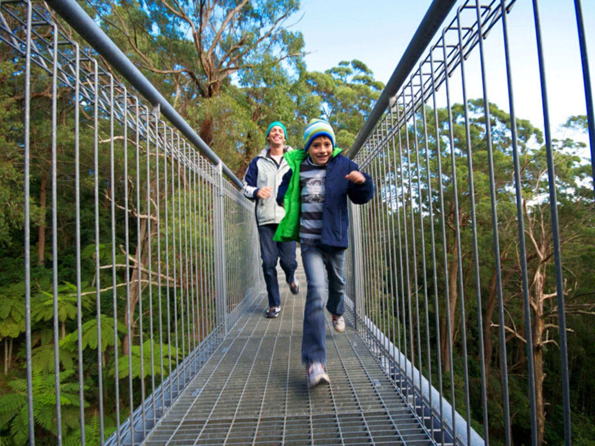 Get Back to Nature these July School Holidays - Foster Accommodation