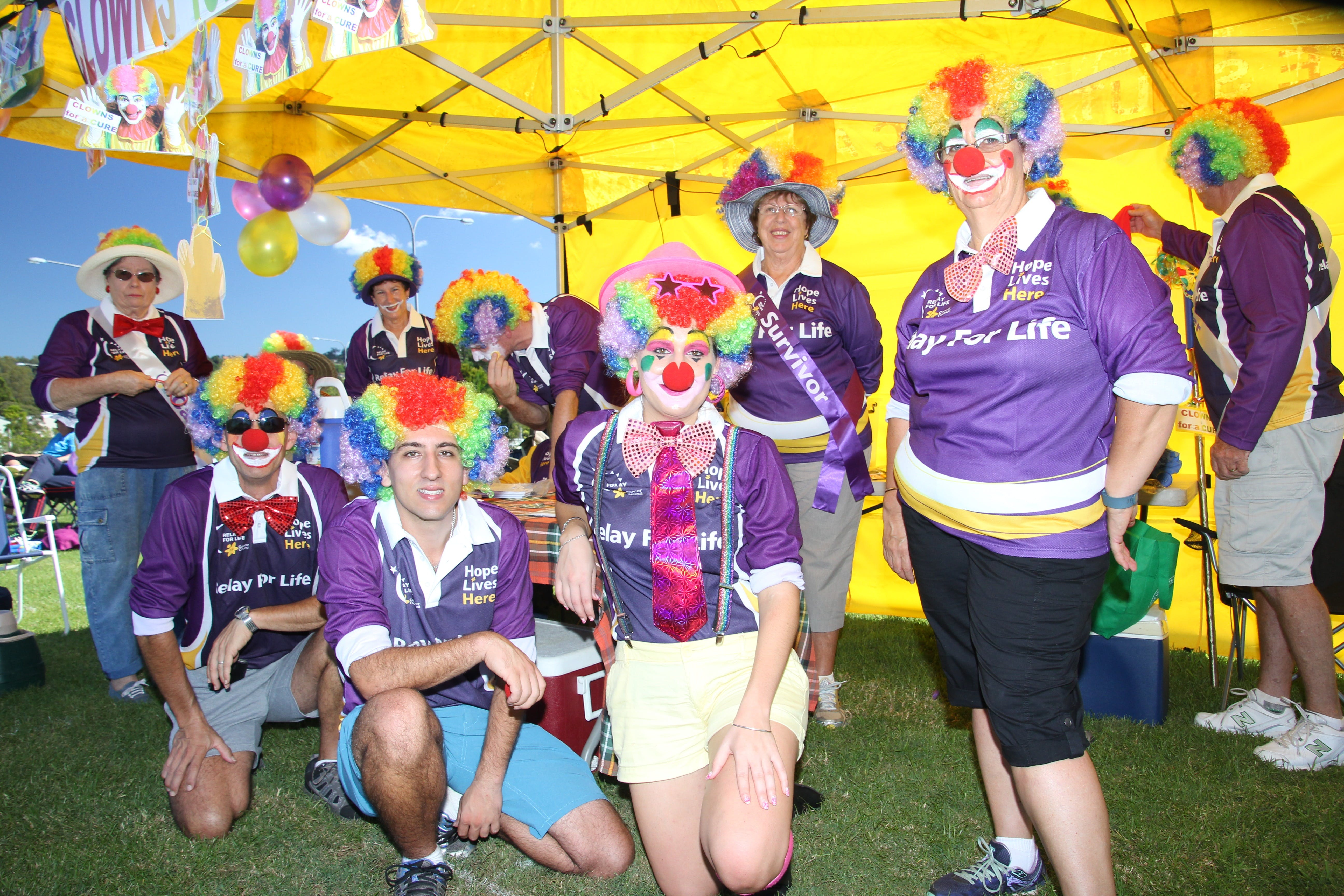 Grafton Relay for Life - NSW Cancer Council - Foster Accommodation