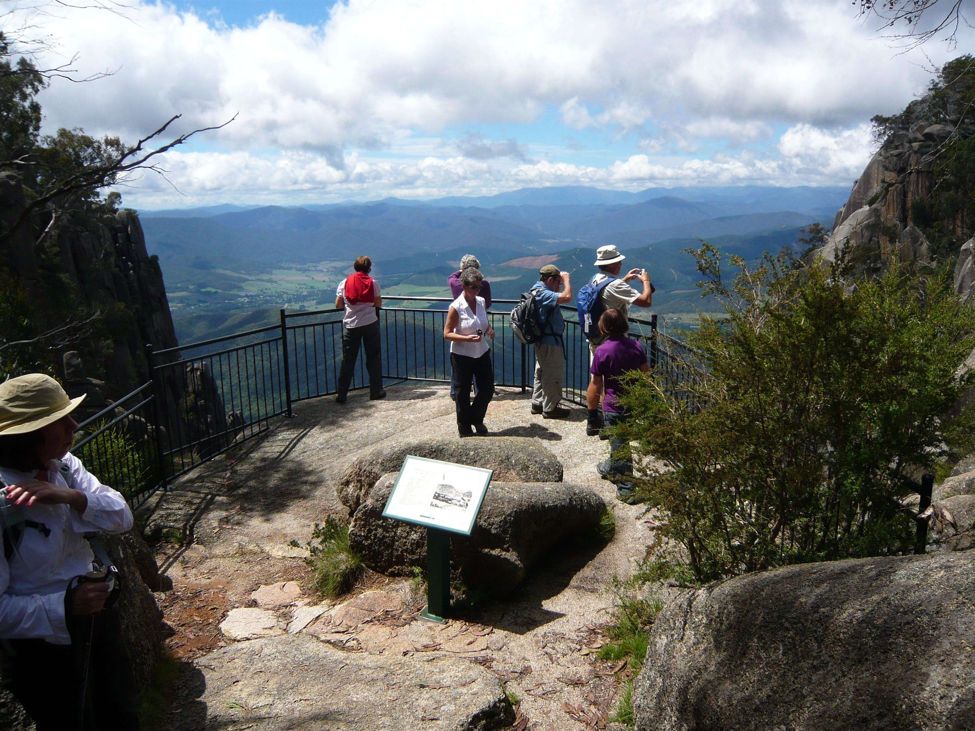 Hedonistic Hiking's Mount Buffalo Hike and Picnic - Foster Accommodation