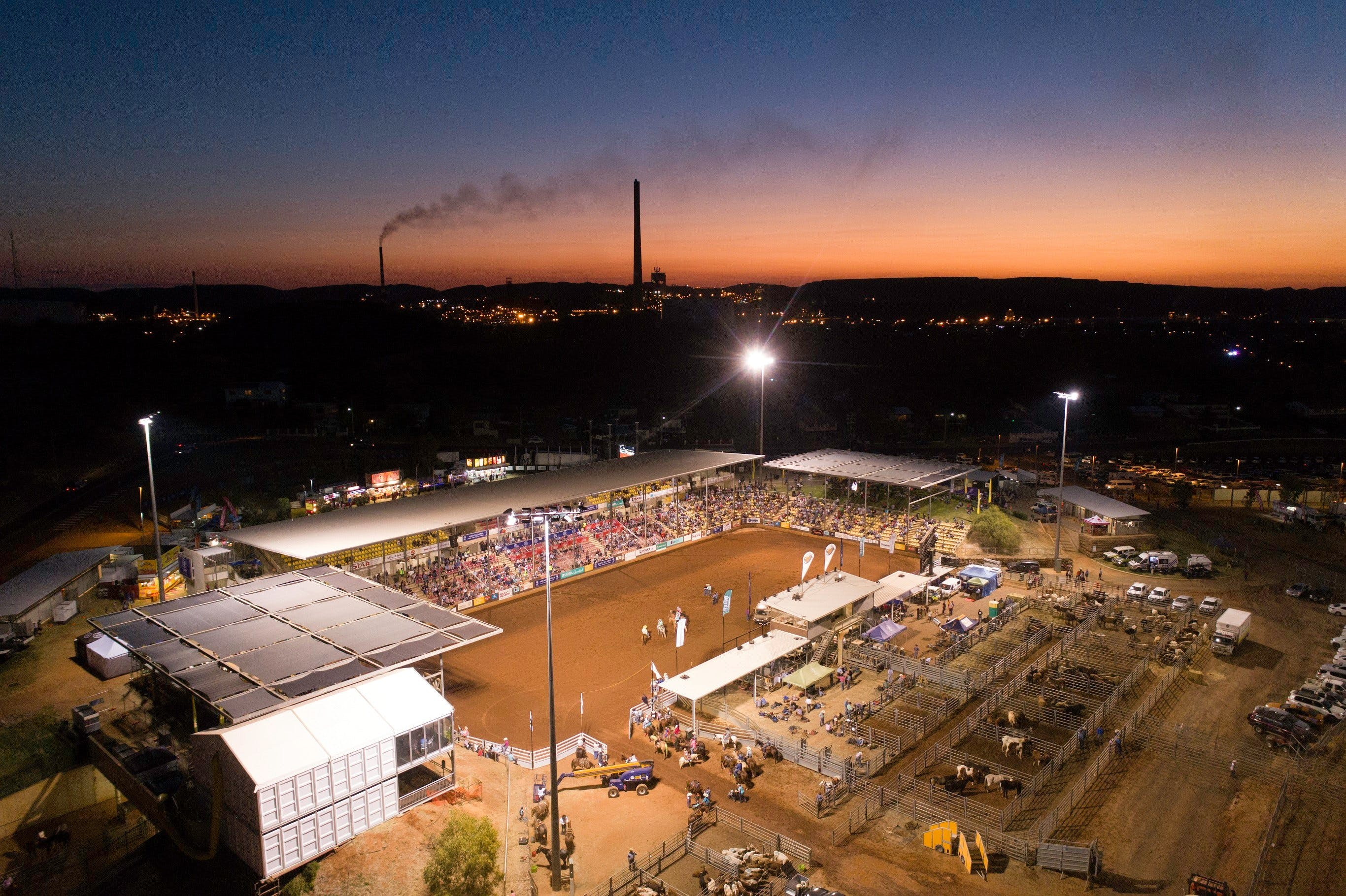 The 2020 Virtual Mount Isa Mines Rodeo - Foster Accommodation