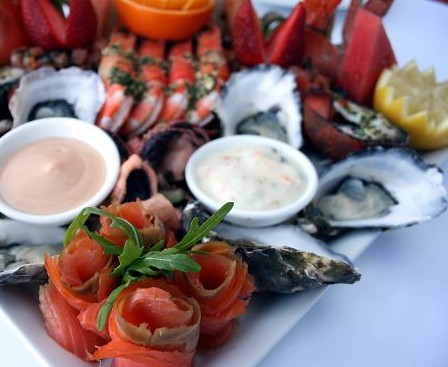 Stonebar Seafood Brasserie - Foster Accommodation