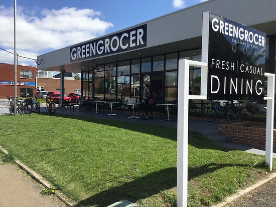 Greengrocer Cafe - Foster Accommodation