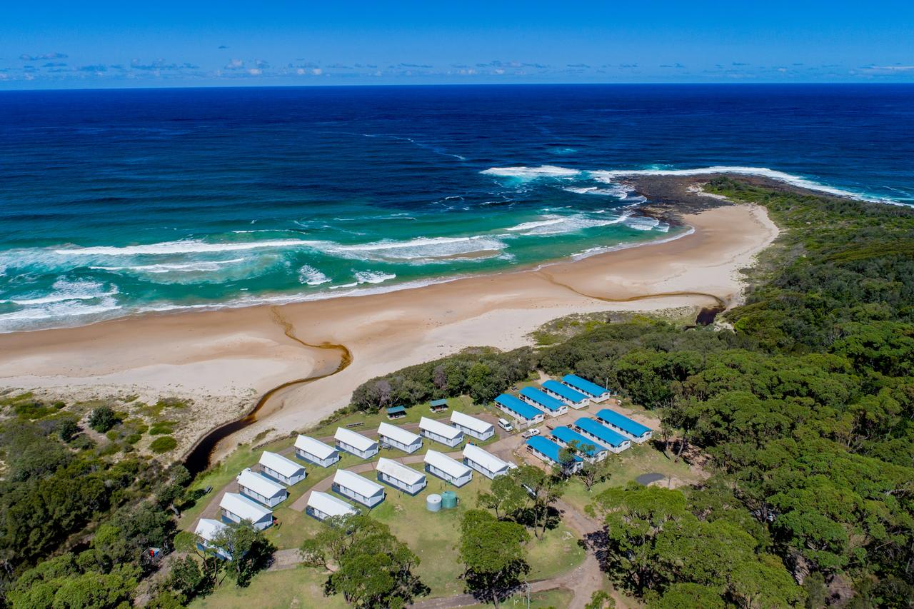 Racecourse Beach Tourist Park - Foster Accommodation