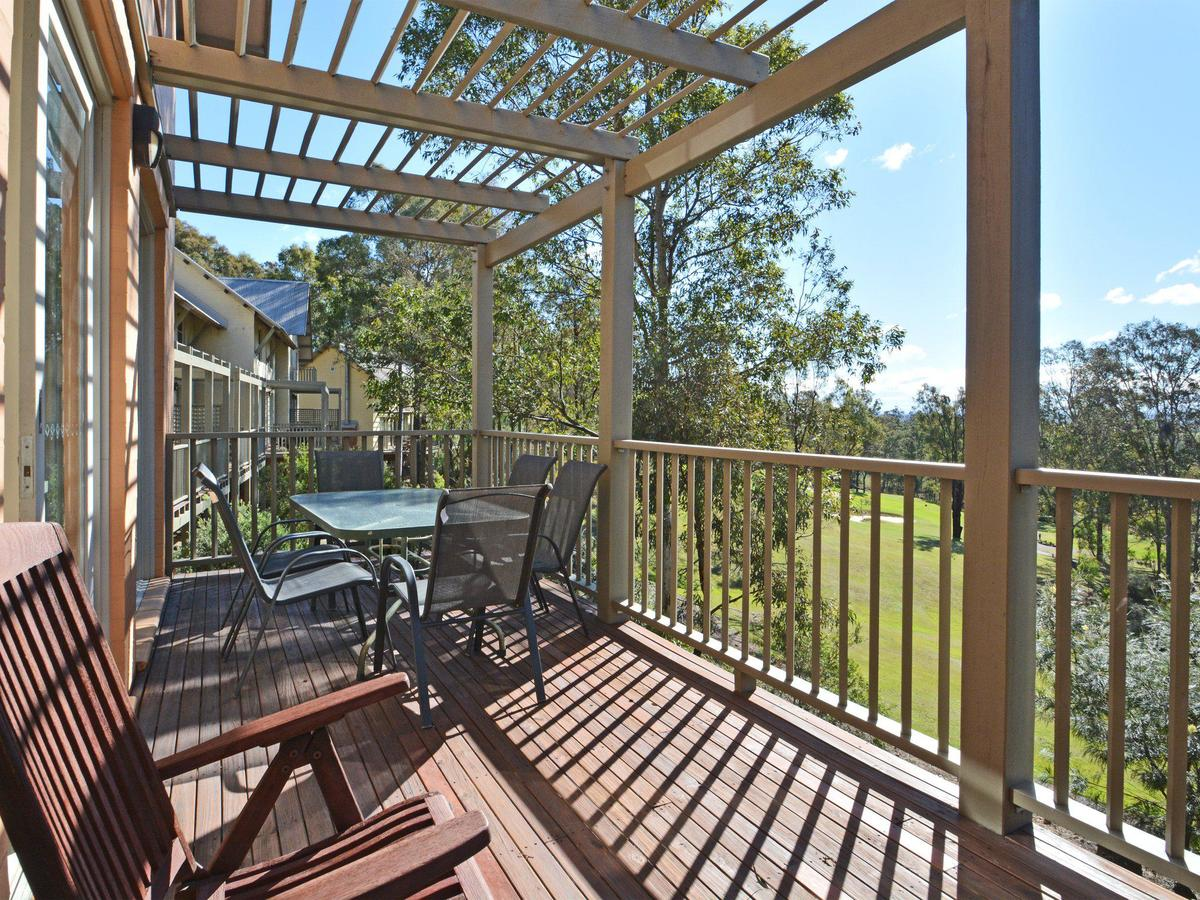 Villa Prosecco located within Cypress Lakes - Foster Accommodation